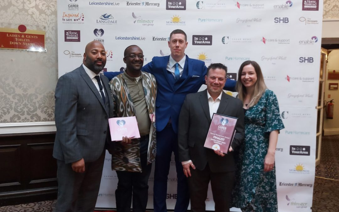 LeicestershireLive Carer of the Year Awards 19