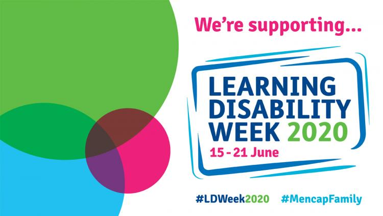 Food for thought;  'Learning Disability Week'